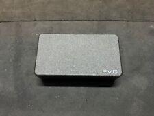EMG 60 Active Humbucker Guitar Pickup, Black - used, pickup only
