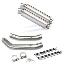 GP Titanium Exhaust Honda RVT 1000 R RC51 VTR 1000 SP2 02-06 2002-2006 EX662