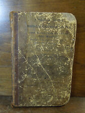 Antique Modern Geography Book Eleventh Edition 1832