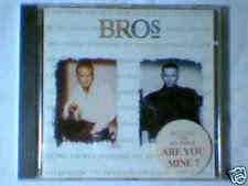 BROS Changing faces cd MATT GOSS LEVEL 42