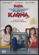 Kada Kien Su Karma / Cada Quien Su Karma DVD NEW Blanca Guerra Factory Sealed!