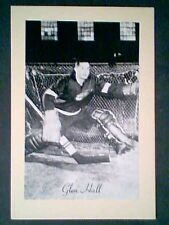 GLENN HALL (DETROIT RED WINGS) 1944-63 BEEHIVE GROUP ll PHOTO *SP*