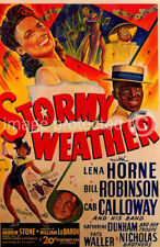 Stormy Weather Lena Horne Vintage Movie Poster -24x36