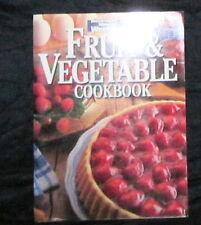 Women's Weekly Fruit & Vegetable Cookbook