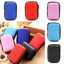11CM Case For USB External HDD Hard Disk Drivetect Bag Carry Cover Pouch#
