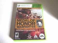 Medal of Honor: Warfighter: Project Honor Edition Xbox 360 Exclusive Walmart Edi