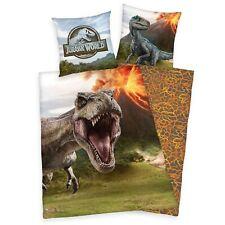 Herding Bettwäsche Jurassic World 135 x 200cm Baumwolle