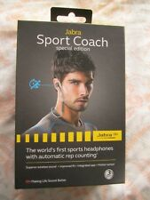 Jabra Sport Coach Special-Edition Wireless Bluetooth Stereo Earbuds n free gifts
