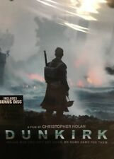 Dunkirk (DVD, 2017, Special Edition)