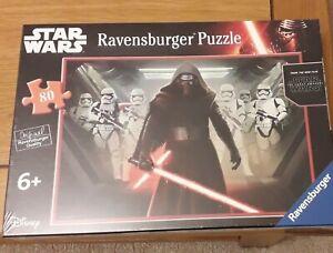 Star Wars The Force Awakens Jigsawby Ravensburger 2015 Brand New & Sealed