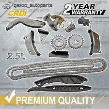 For Hyundai Timing Chain Kit 2.5L CRDi D4CB iLoad i800 Bus H1 Box Sorento MPV