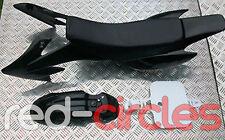 Negro CRF50 PIT bike carenado plástico Set y almohadilla del asiento 50cc 110cc 125cc pitbike