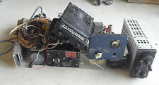 Big Lot of Vintage Aircraft Radios and Accessories Power Supplies More Look