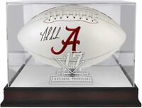 Alabama Crimson Tide College Football Playoff 2017 National Champs Football Case
