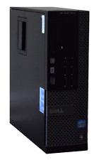 DELL OPTIPLEX SMALL FACTOR 9010 i3 3.3 GHz 2 CORES 500GB HDD 4GB RAM WIN 10 PRO