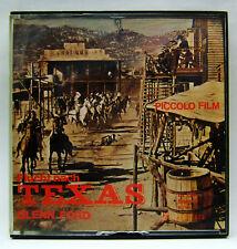 Piccolo Film 1416, Super 8, S/W, stumm, 120 m, Flucht nach Texas, Glenn Ford