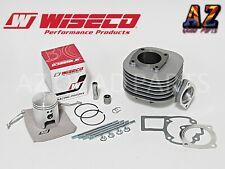 87-06 Suzuki LT80 LT 80 Power Top End Rebuild Kit Wiseco Piston Gaskets Cylinder