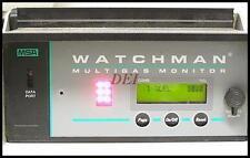 MSA Watchman Multigas Monitor