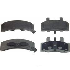 Disc Brake Pad Set fits 1988-2002 GMC Safari C1500,C2500,K1500 C1500,K1500  WAGN