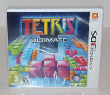 Tetris Ultimate - Nintendo 3DS - New & Sealed - FAST & FREE P&P