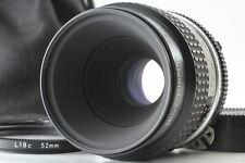[ Quasi Mint IN Astuccio] nikon Ai-S Micro Nikkor 55mm F/2.8 Mf Macro Lente Da