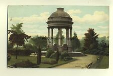 tp6936 - Yorkshire - The Fountain Monument at Roundhay Park, in Leeds - Postcard