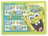 AD242) Australia 2006 / 2011 Dangerous Australians Spongebob Sheetlet MUH