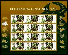 2009 - YEAR OF THE OX - #4375 Full Mint -MNH- Sheet of 12 Postage Stamps