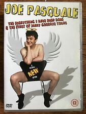 Joe Pasquale: Everything I Have Ever Done & First of Many Goodbye Tours | UK DVD