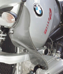 BMW R1150GS + Adventure Beinschutz,Beinschützer,leg protector,RAUCHGRAU