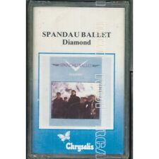 Spandau Ballet MC7 Diamond / Chrysalis – CDLK 1353 Sigillata