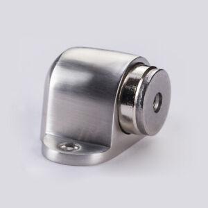 Stainless Steel Magnetic Door Stopper Doorstop Stop Catch Heavy Duty