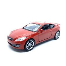1:36 Hyundai Genesis Coupe Diecast Pull Back - RED *** RARE *** Ships From USA