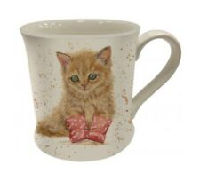 Kitten In Boots - Fine China Mug - Bree Merryn - Gift boxed