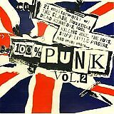 CLASH (THE), GENERATION... - 100% punk vol 2 - CD Album
