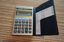 Taschenrechner Sharp Elsimate EL 373   Altgerät (42)