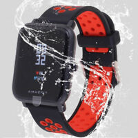 Soft Silicone Band Strap For Xiaomi Huami Amazfit Bip BIT PACE Lite Youth Watch