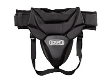 New Dr Gj714 Senior Pro Ice Hockey Goalie Jock Strap with cup black support sr