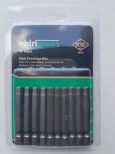 6mm Hex Bits. Power Bits pack of 10. 6mm X 50mm CR-V allen key Bits