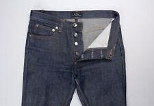 APC A.P.C. Petit New Standard Jeans Selvedge Denim 25 27 x 31 Zero Wash