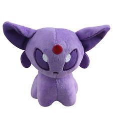 "New Pokemon 5.2"" Eevee Espeon Plush Soft Toy Stuffed Doll Kid Gift"