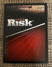 Risk 2008 Strategic Conquest Board Game Complete Set of 42 Replacement Cards