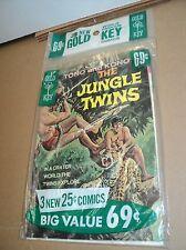 Gold Key Comics Three-Pack SET/LOT Twilight Zone, Dark Shadows SEALED (s# 5522)