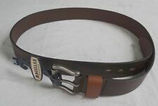 Magellan SportsWear Dark Brown Men's Leather Belt Size 38