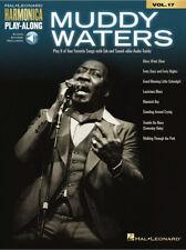 New ListingMuddy Waters - Harmonica Play-Along Music Book and Audio