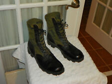 Ro-Search US Military Spike Protective Jungle Boots NS 9-88 Men's Size 12 R USA