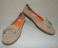 New Vans Womens Alpaca Slip On Loafer Suede Shoes US 7 EU 38