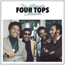 FOUR TOPS - THE ULTIMATE COLLECTION  2 CD NEW+