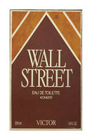 Victor Wall Street Eau De Toilette Spray 3.4Oz/100ml In Box (Vintage)