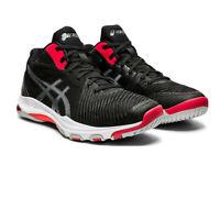 Asics Mens Netburner Ballistic 2 MT Indoor Court Shoes Black Sports Squash